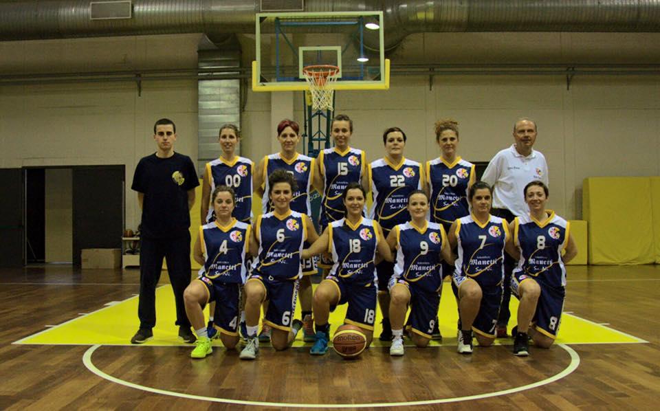 C Femminile: vittoria a Pistoia nell'esordio della 2° fase