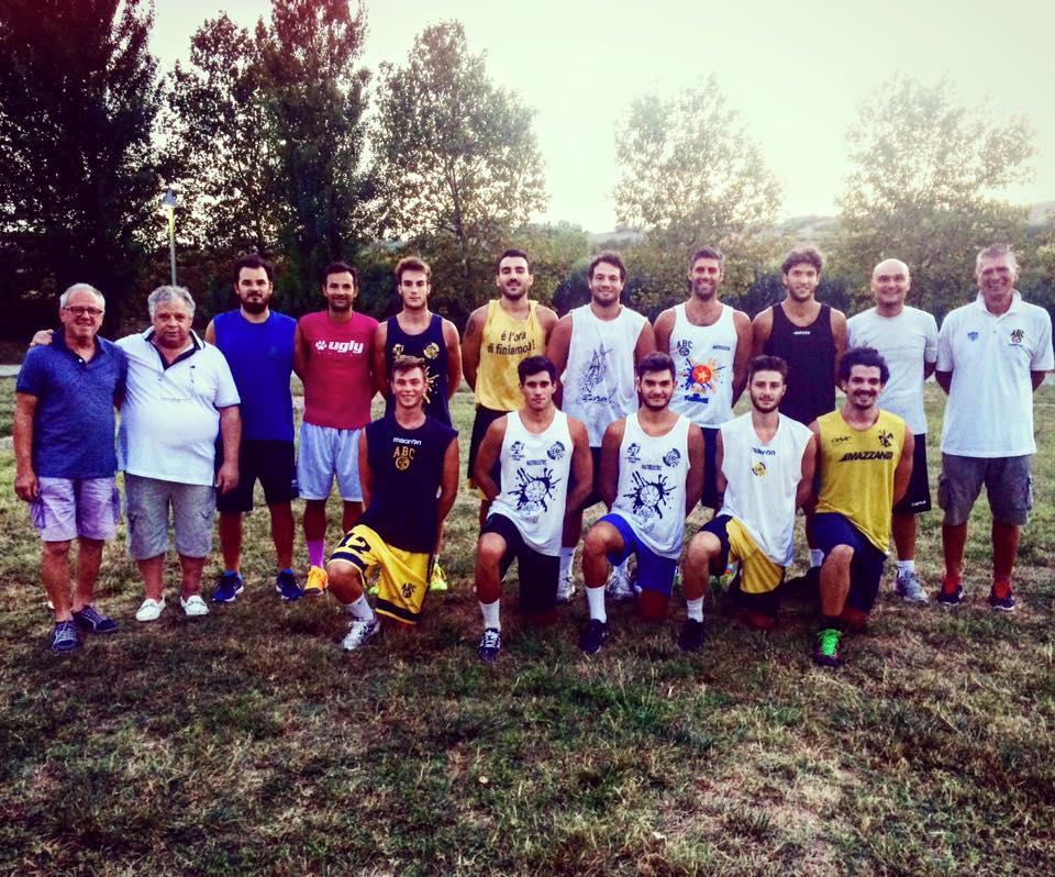 Partita l'avventura di Serie D e Promozione