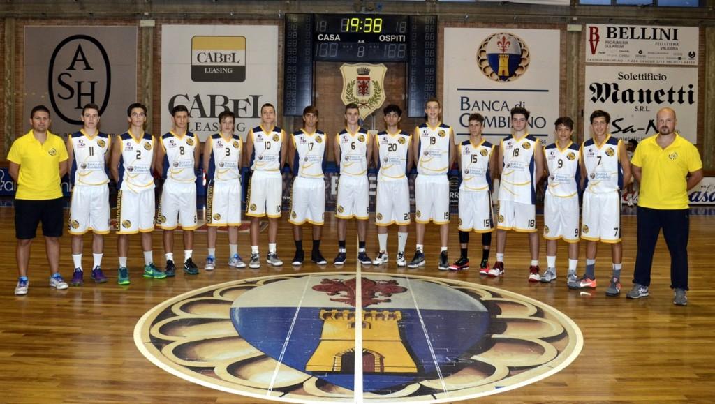 U18Elite: stasera spareggio contro Catanzaro
