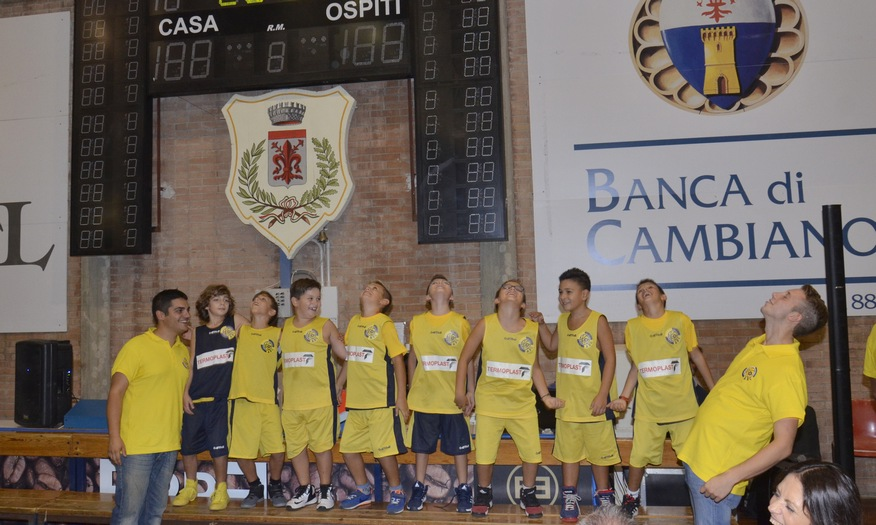 U18E sconfitti a Empoli. Bene U13 e Aquilotti 2007