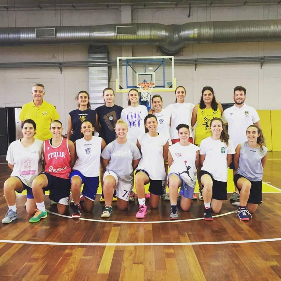 Sconfitta a Baloncesto per l'U20 Femminile