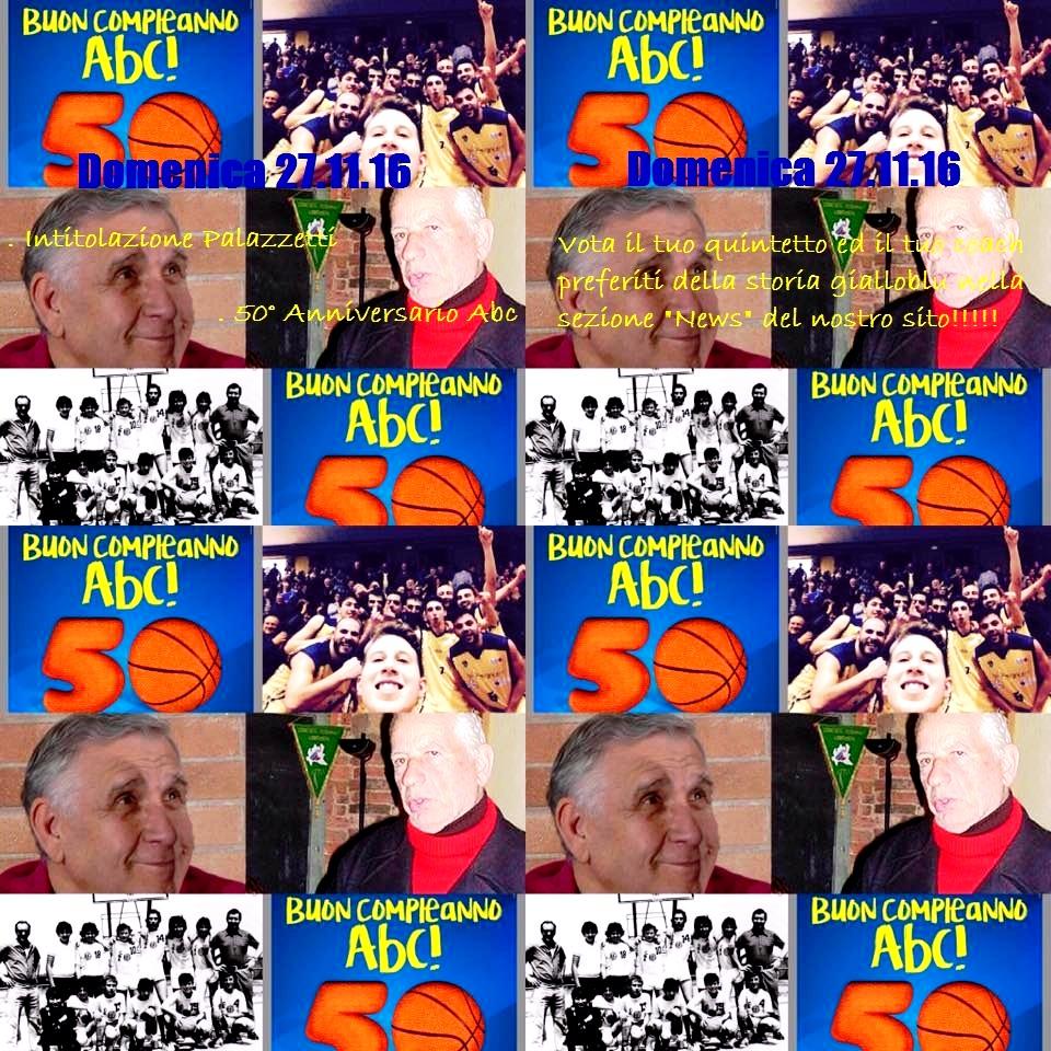In vendita il video del 50° anniversario Abc!