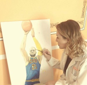 Mostra Nba alle Stelle del Piazzale