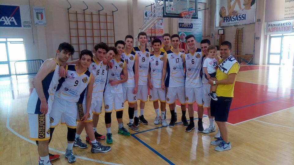 U18Elite: a Senigallia arriva il 2° posto