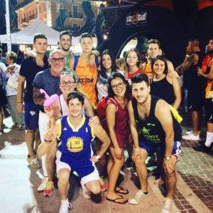 Grande successo per le Streetball Finals