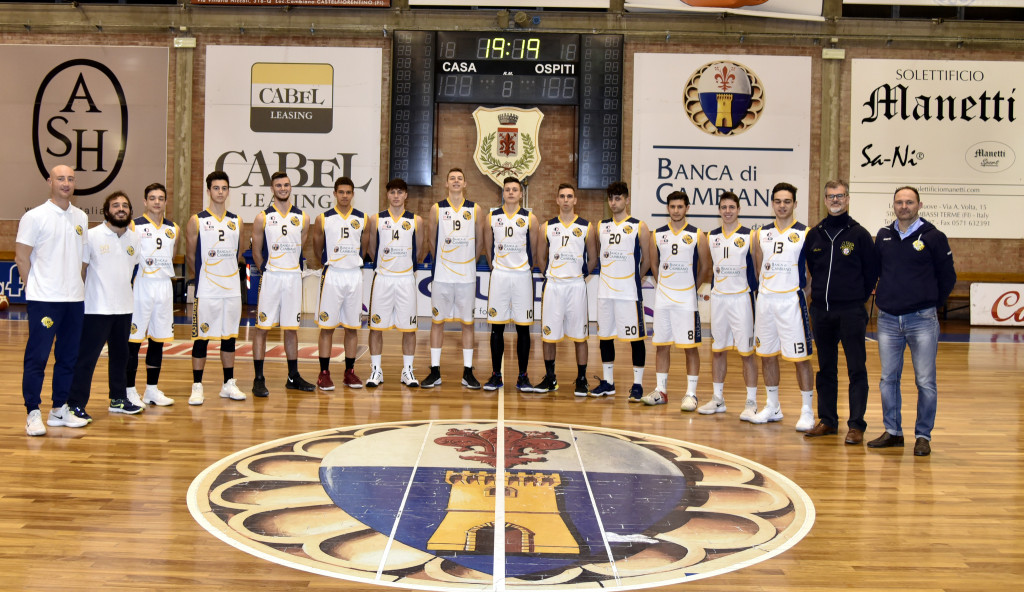 Under 20: gara-1 è gialloblu!
