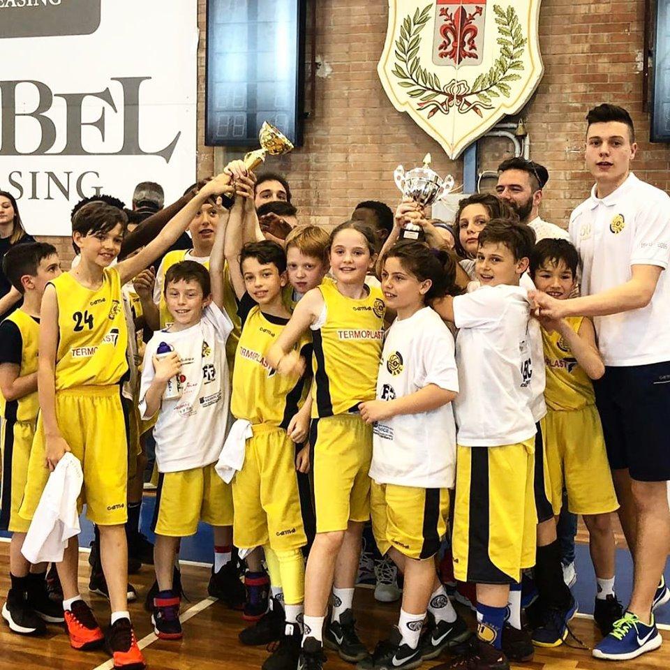 L'Abc Castelfiorentino vince il 24° Trofeo dell'Amicizia