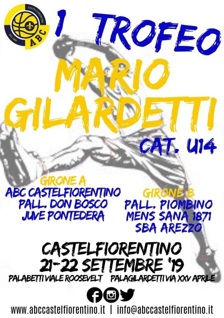 "1° Trofeo ""Mario Gilardetti"""