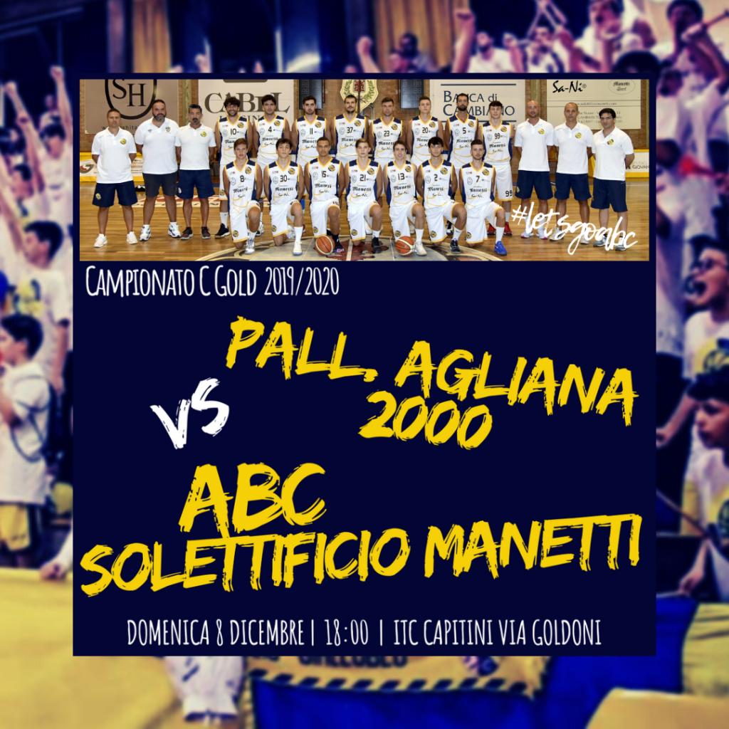 L'Abc Solettificio Manetti torna al Capitini dopo quel 18 maggio