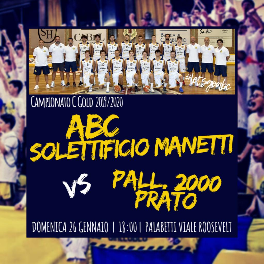 Abc Solettificio Manetti pronta a difendere il fortino: arriva Prato