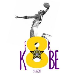 8 for KOBE
