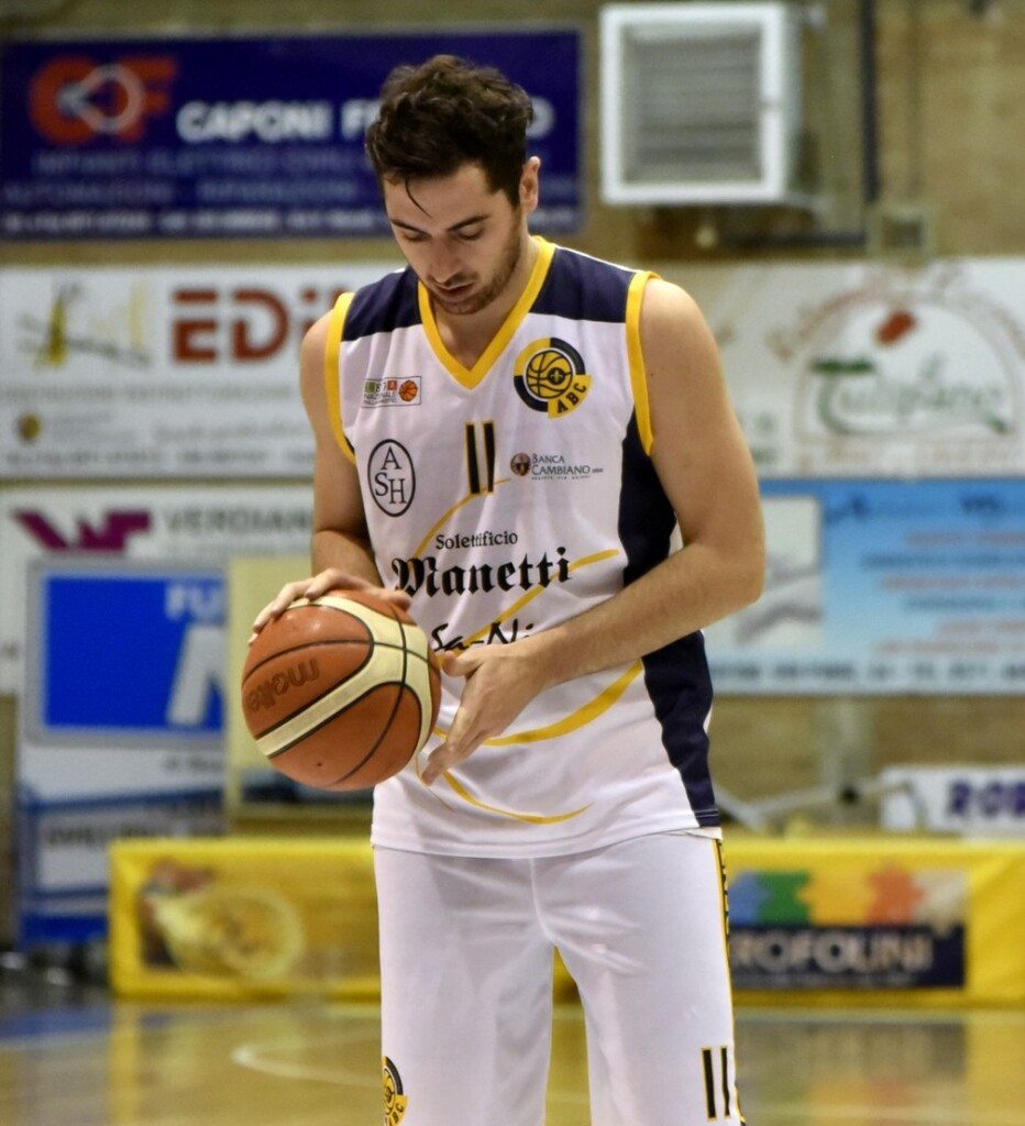 Andrea Scali raddoppia e resta in gialloblu