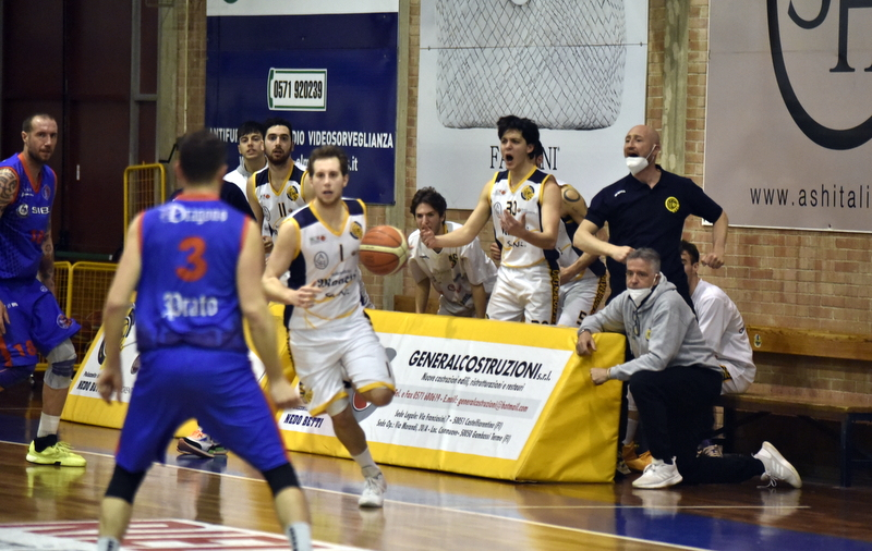 Poule Promozione: esordio a Livorno per l'Abc Solettificio Manetti