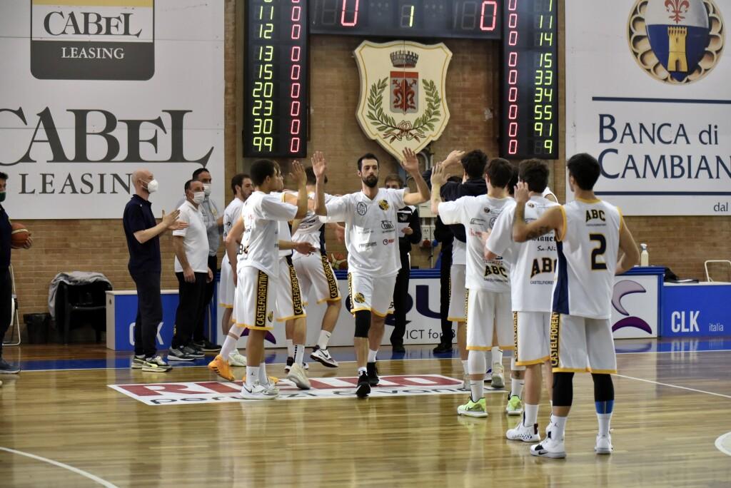 A Siena inizia la corsa playoff dell'Abc Solettificio Manetti