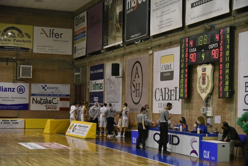 Arriva Legnaia, al PalaBetti scontro diretto per i playoff