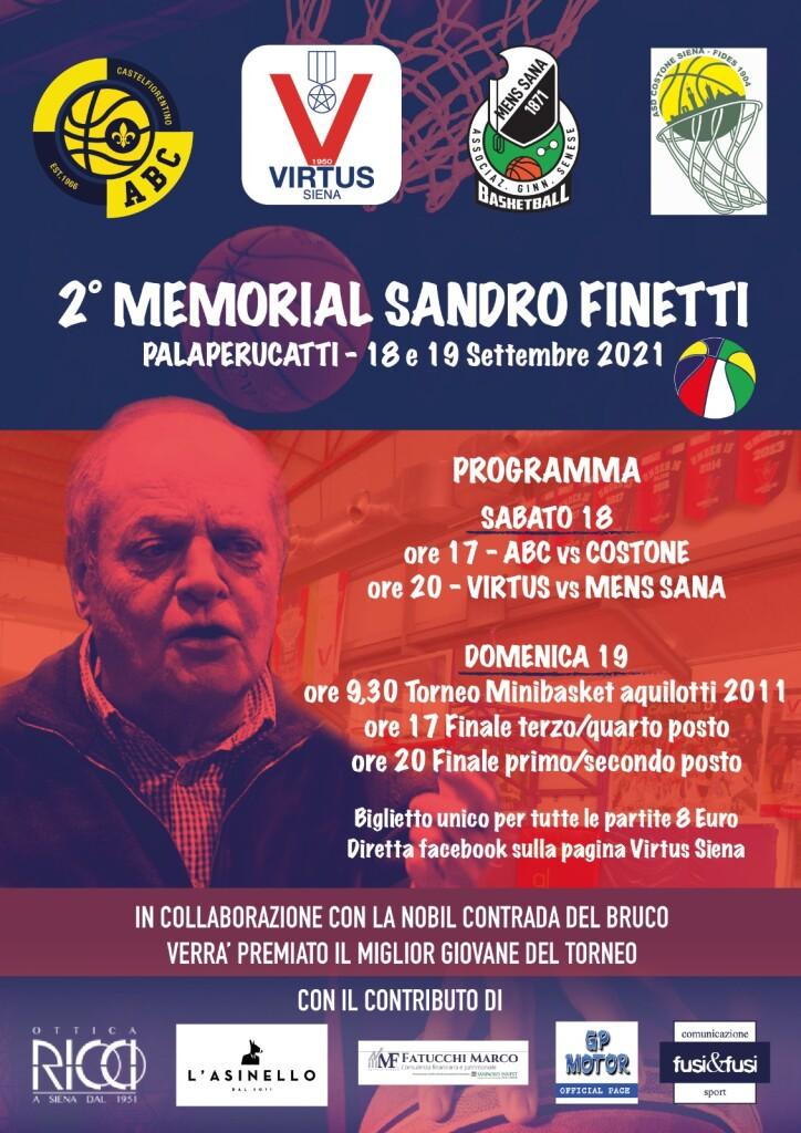 """Abc Solettificio Manetti al Memorial """"Sandro Finetti"""". In campo anche gli Aquilotti"""